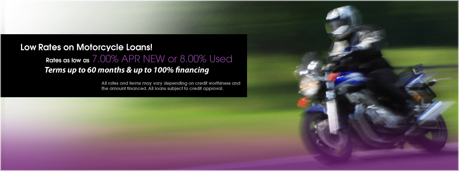 Motorcyle Financing